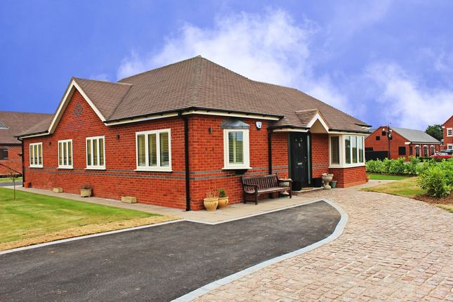 Thumbnail Semi-detached bungalow to rent in Lilley Green Road, Alvechurch, Birmingham