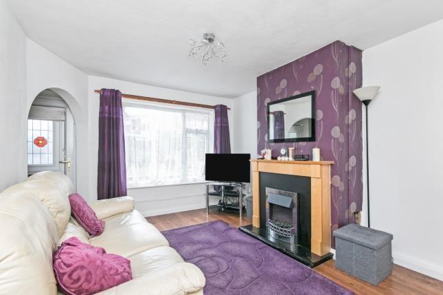 Lounge of Cynfran Road, Llysfaen, Colwyn Bay, North Wales LL29