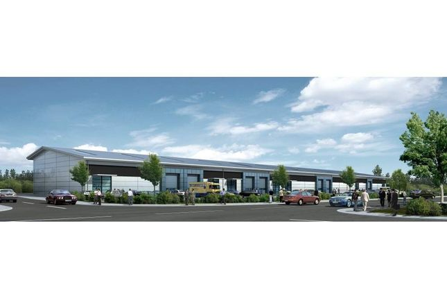 Thumbnail Light industrial to let in Trade World, Rotherham Road, Parkgate, Rotherham