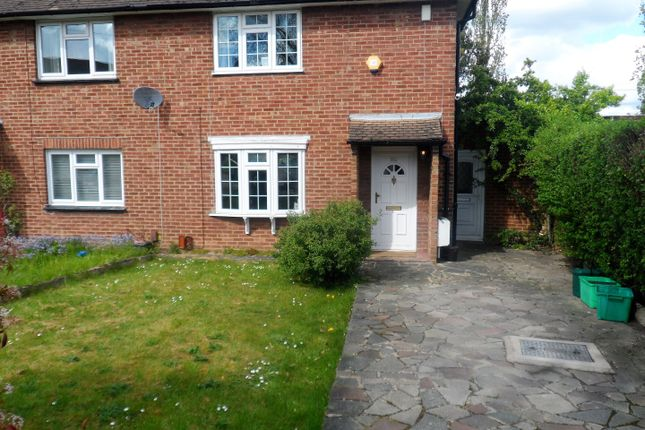 Thumbnail Terraced house to rent in Imperial Way, Chislehurst, Bromley