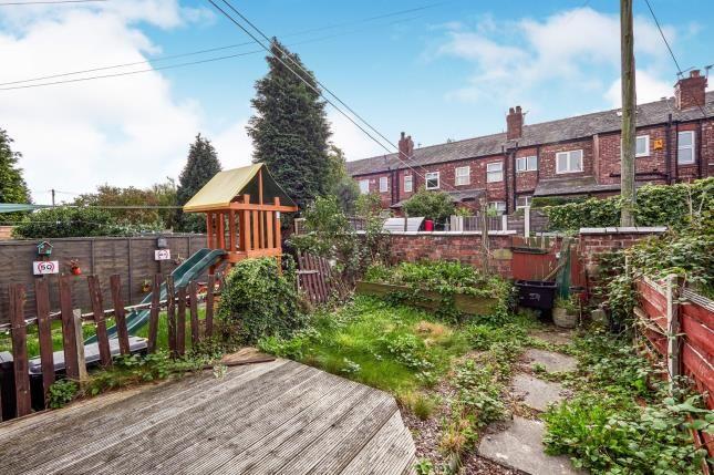 Garden of Vienna Road, Edgeley, Stockport, Cheshire SK3