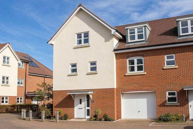 Thumbnail Semi-detached house for sale in The Mallards, Totton, Southampton