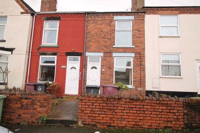 Thumbnail Terraced house to rent in John Street, Clay Cross