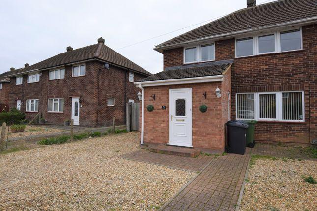Thumbnail Semi-detached house to rent in American Lane, Huntingdon