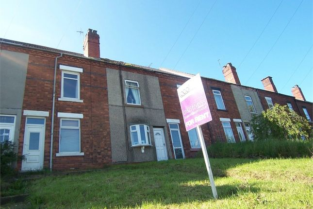 Thumbnail Detached house to rent in Main Street, Shirebrook, Mansfield, Derbyshire