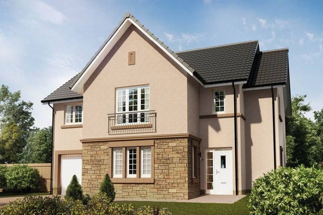 "Thumbnail Detached house for sale in ""The Cleland"" at Lethame Road, Strathaven"