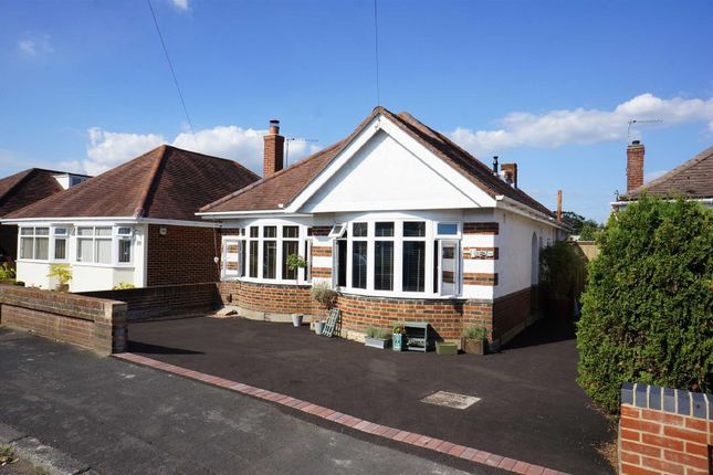 Thumbnail Detached bungalow to rent in Newmorton Road, Muscliff, Bournemouth