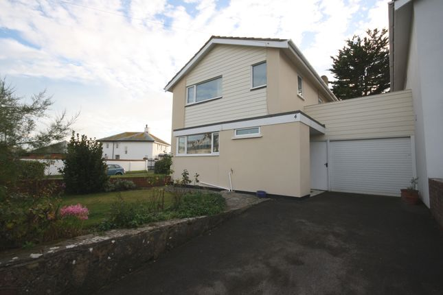 Thumbnail Link-detached house for sale in The Boltons, Milford On Sea