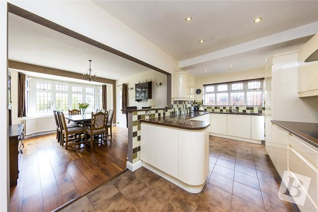 Thumbnail Detached house for sale in Links Avenue, Gidea Park