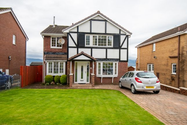 Thumbnail 3 bed detached house for sale in Taymouth Drive, Gourock