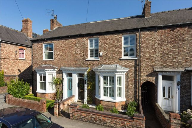 Thumbnail Terraced house for sale in Heslington Lane, York, North Yorkshire