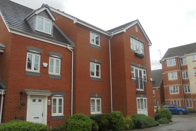 Thumbnail Flat to rent in Atlantic Way, Derby