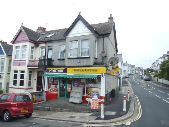 Thumbnail End Terrace House For Sale In Plymouth Devon