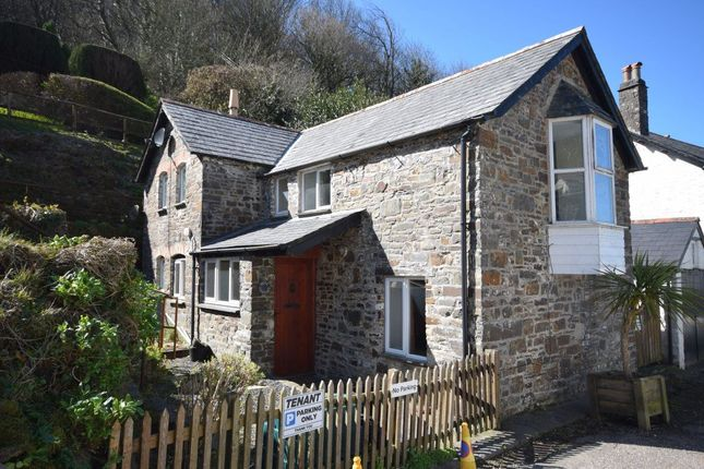 Thumbnail Cottage to rent in The Square, Bucks Mills, Devon