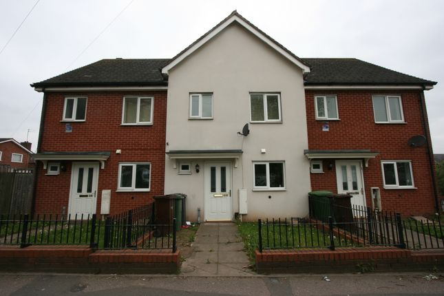 Thumbnail Terraced house for sale in Woden Road, Heath Town, Wolverhampton