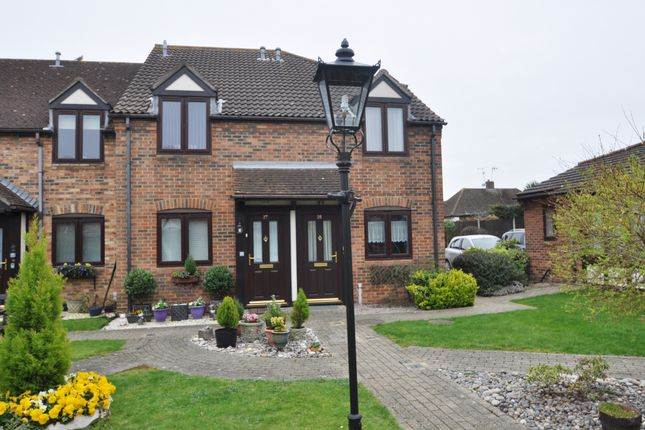 Thumbnail End terrace house to rent in Orchard Mead, Eastwood Road North, Leigh-On-Sea
