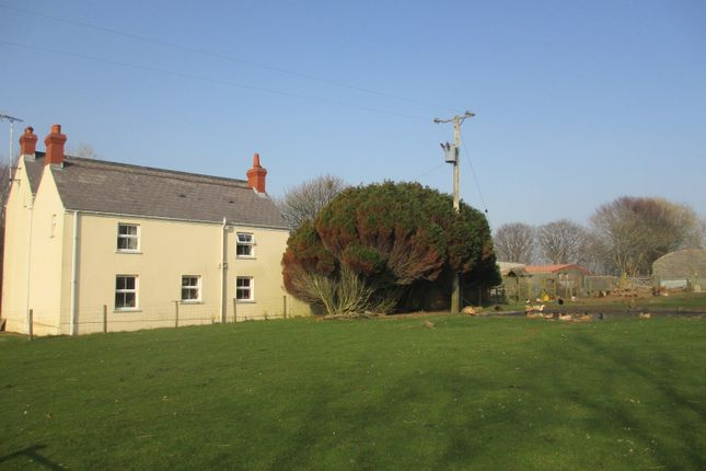 Thumbnail Detached house for sale in Johnston, Haverfordwest, Pembrokeshire