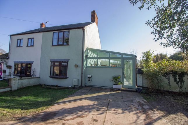 Thumbnail Semi-detached house for sale in River Way, Belton, Great Yarmouth