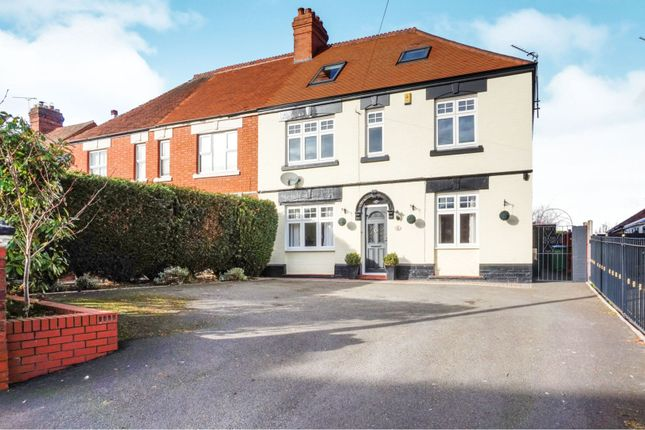 Thumbnail Semi-detached house for sale in Haygate Road, Wellington, Telford