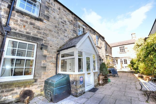 Thumbnail Cottage for sale in High Street, Rothbury, Morpeth
