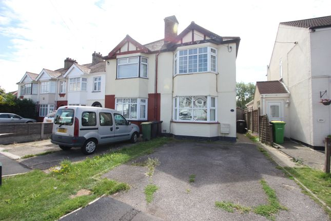 Thumbnail Semi-detached house for sale in Rectory Terrace, Rectory Road, Hockley