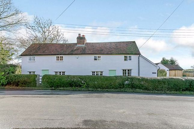 Thumbnail Detached house to rent in Long Barn Road, Weald, Sevenoaks