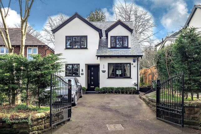 Thumbnail Detached house for sale in Rectory Lane, Lymm