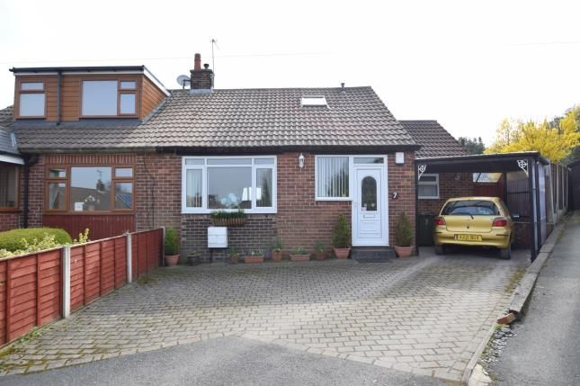 Thumbnail Bungalow for sale in Highcroft Close, Pudsey, West Yorkshire