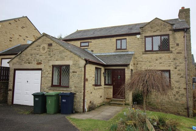 Thumbnail Detached house to rent in Norwood Court, Eighton Banks, Gateshead