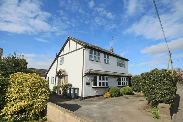 Thumbnail Detached house for sale in Baldwins Gate, Newcastle-Under-Lyme