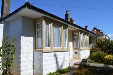 Thumbnail Bungalow for sale in Upper Bristol Road, Milton, Weston-Super-Mare