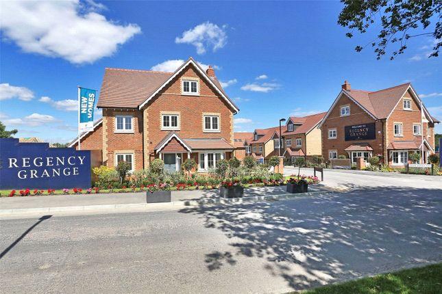 Thumbnail Semi-detached house for sale in Regency Grange, Benhall Mill Road, Tunbridge Wells