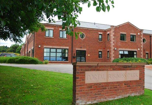 Thumbnail Commercial property for sale in Unit 2 Portal Business Park, Eaton Lane, Tarporley, Cheshire