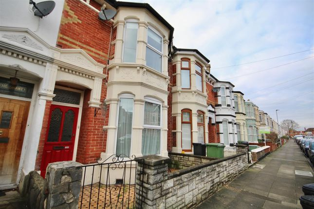 Thumbnail Terraced house to rent in Fearon Road, Portsmouth