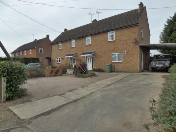 Thumbnail Semi-detached house for sale in Wick Road, Langham, Colchester
