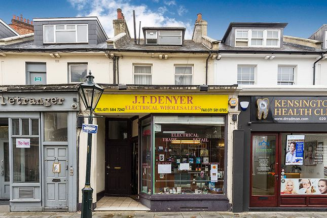 Thumbnail Retail premises for sale in Victoria Grove, London