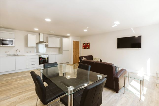 Thumbnail Flat to rent in Wadham Street, Weston-Super-Mare, North Somerset