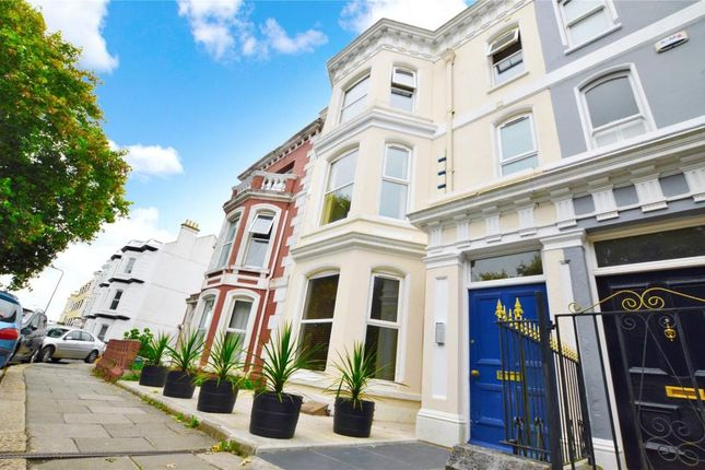 Thumbnail Maisonette to rent in Exmouth Road, Plymouth, Devon
