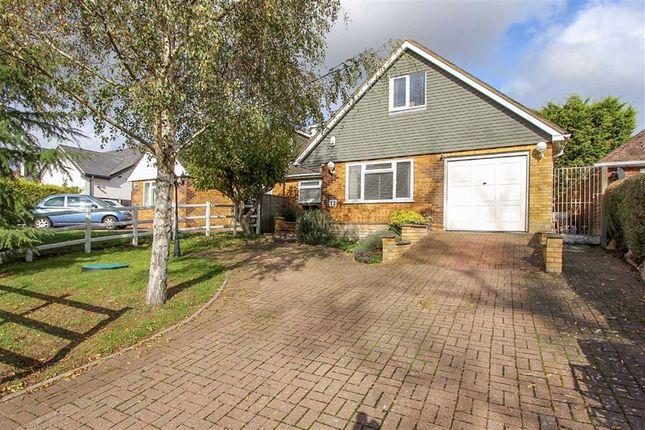Thumbnail Semi-detached bungalow for sale in Orchard Estate, Eggington, Leighton Buzzard