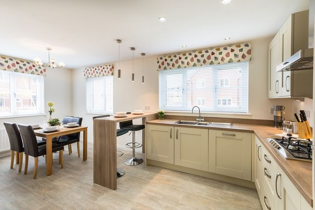 """4 bedroom detached house for sale in """"Westwood"""" at Moorfields, Willaston, Nantwich"""