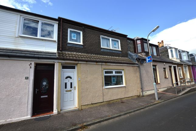 Thumbnail Cottage for sale in 7 Eglinton Place, Saltcoats
