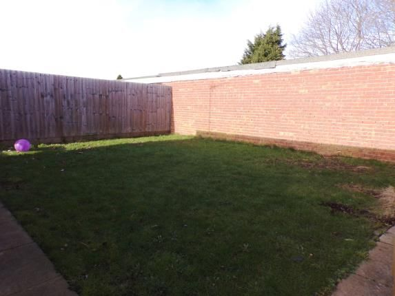 Garden of Wolsey Way, Syston, Leicester, Leicestershire LE7
