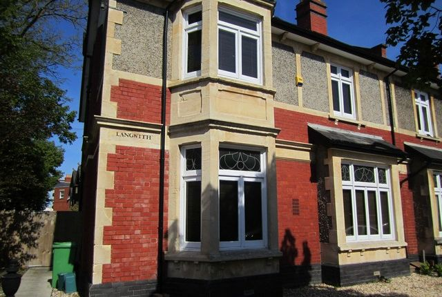 Thumbnail Semi-detached house to rent in Hewlett Road, Cheltenham