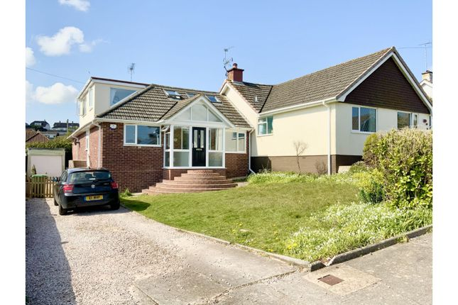5 bed link-detached house for sale in Grosvenor Avenue, Torquay TQ2