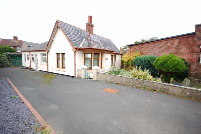 Thumbnail Detached bungalow for sale in Hawes Side Lane, Blackpool, Lancashire