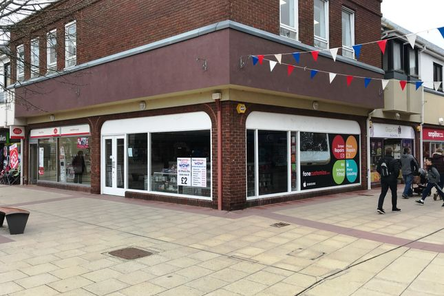Thumbnail Retail premises to let in Saxon Square, Unit 3A, Christchurch, Dorset
