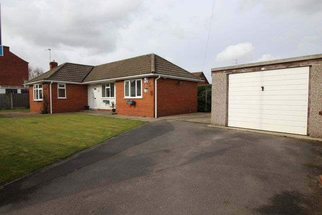 2 bed bungalow for sale in Weeland Road, Eggborough, Goole DN14