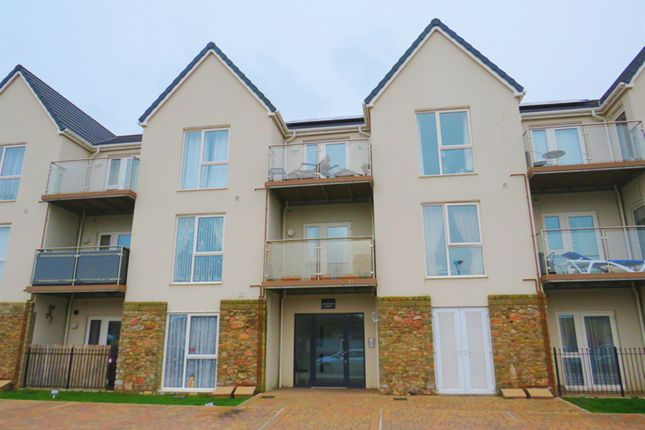 Thumbnail Flat for sale in Grassendale Avenue, Plymouth