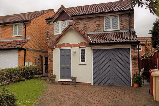 Thumbnail Detached house to rent in Washburn Close, Westhoughton, Bolton