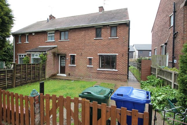 3 bed semi-detached house for sale in Chestnut Grove, Conisbrough, Doncaster DN12